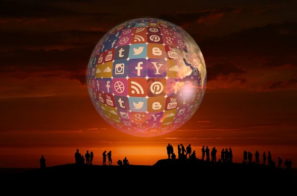 social media, icon, twitter